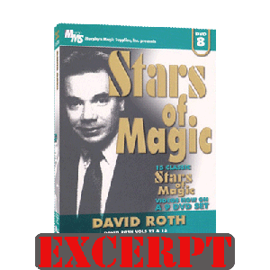 They Both Go Across video DOWNLOAD (Excerpt of Stars Of Magic #8 (David Roth) - DVD)