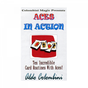 Aces In Action by Wild-Colombini Magic - video DOWNLOAD