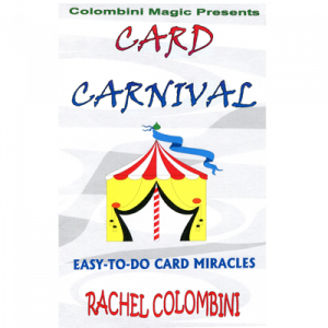 Card Carnival by Wild-Colombini Magic - video DOWNLOAD