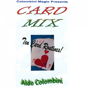 Card Mix by Wild-Colombini Magic - video DOWNLOAD
