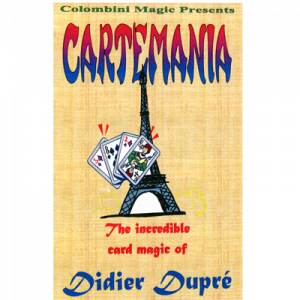 Cartemania by Wild-Colombini Magic - video DOWNLOAD
