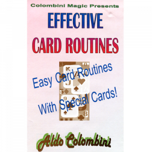 Effective Card Routines by Wild-Colombini Magic - video DOWNLOAD