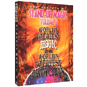 Stand-Up Magic - Volume 2 video DOWNLOAD