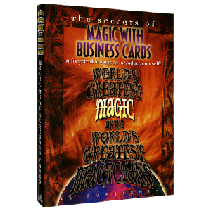 Magic with Business Cards video DOWNLOAD