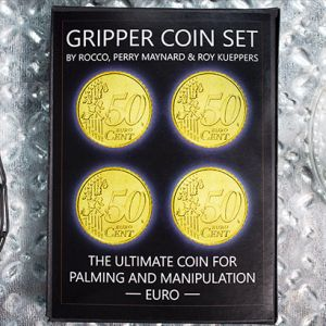 GRIPPER COIN SET - 50 cents Euro
