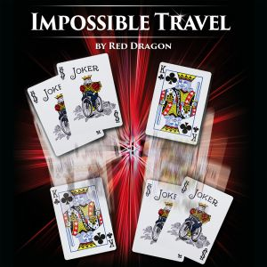 IMPOSSIBLE TRAVEL de Red Dragon
