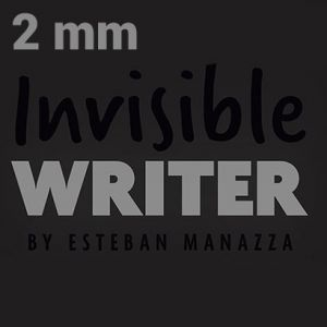 Invisible Writer - 2 mm - Esteban Manazza