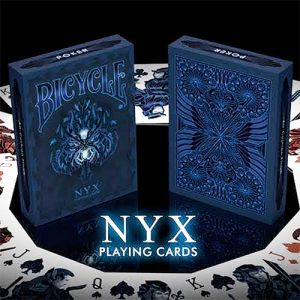 magie, jeu de cartes Bicycle NYX