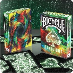 magie jeu de cartes Bicycle Starlight LUNAR