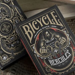 Bicycle HERCULES - Jeu de Cartes