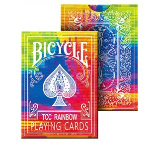 BICYCLE TCC RAINBOW - Jeu de cartes