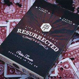 RESURRECTED - Jeu de Cartes