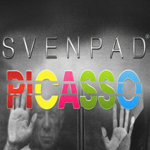 SVENPAD PICASSO - Large tri-section