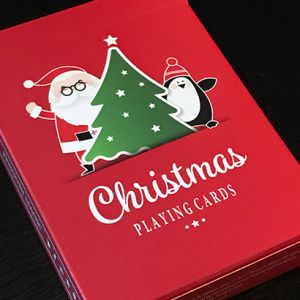 CHRISTMAS PLAYING CARDS - Jeu de Cartes Noël