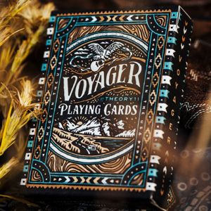 VOYAGER By Theory 11 - Jeu de Cartes