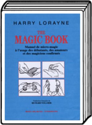 Livre : The Magic Book Magix ed.