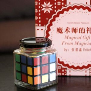 MAGICAL GIFT - CUBE IN BOTTLE - Bacon Magic