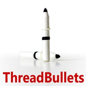 THREAD BULLETS