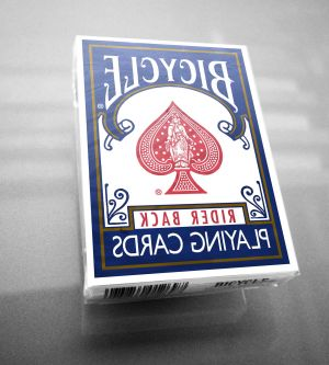 Jeu de cartes Bicycle Ghost Deck - Ellusionist - Ellusionist