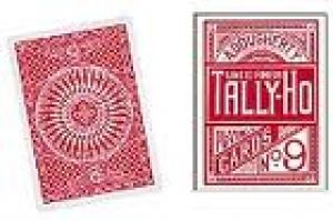 Tally ho zodiac bleu - US Playing card Cie