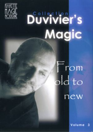 DVD Duvivier's From Old To New Vol.3