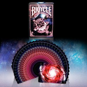 magie, le jeu de cartes bicycle mars