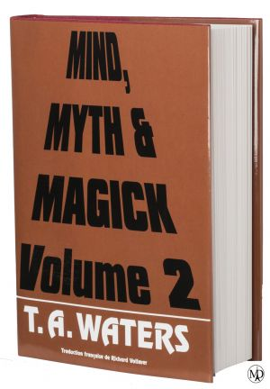 Livre : Mind,Myth & Magic Vol 2 - Magic dream