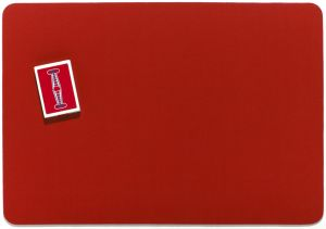 Tapis Large Rouge