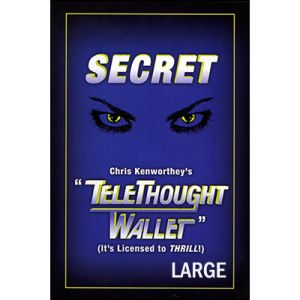 Telethought Wallet - large