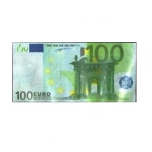 magie Sachet de 5 billets Flash de 100 Euro