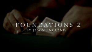 DVD Foundations 2 du magicien Jason Engalnbd