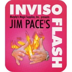 Inviso Flash du magicien Jim Pace
