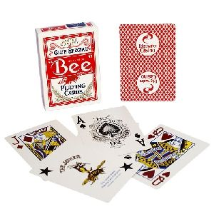 magie, jeu e cartes BEE edgewater Casino dos rouge