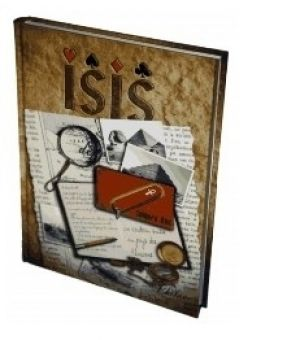 Livre de MAGIE ISIS du magic Isidore Buc