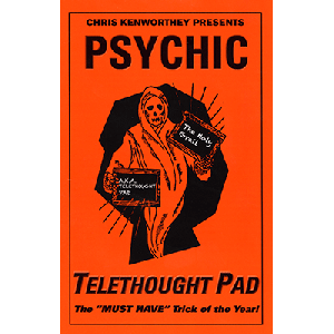 Telethought pad - Psychic Pad
