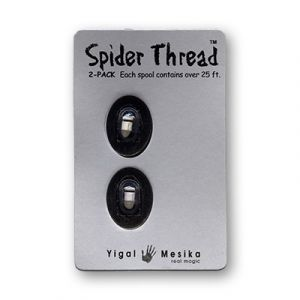magie, la double recharge SPIDER THREAD du magicien Yigal MESIKA