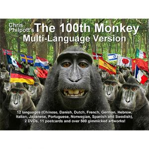 tour de magie 100th Monkey du magicien Chris Philpott