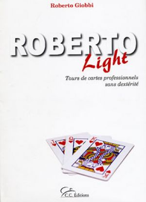 Livre : ROBERTO Light - C.C.Editions