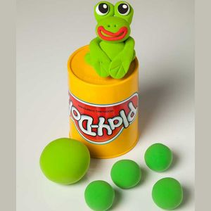 PLAY CHOP Grenouille