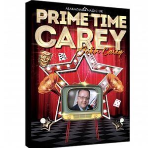 PRIME TIME CAREY - DVD set