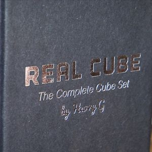 REAL CUBE - Harry G