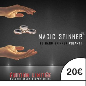 tour de magie MAGIC SPINNER