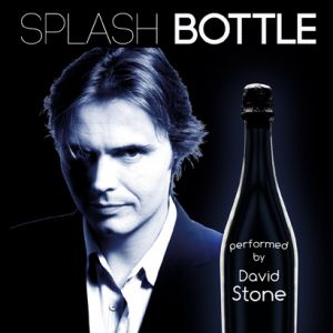 dvd de magie Splash bottle 2.0 avec le magicien DAVID STONE