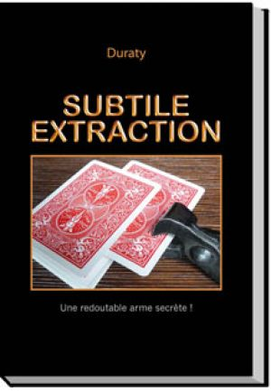 SUBTILE EXTRACTION