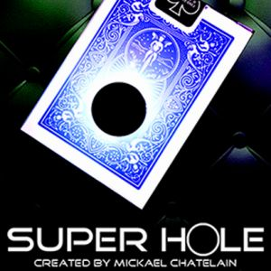 SUPER HOLE (bleu)