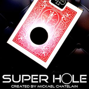 SUPER HOLE (rouge)