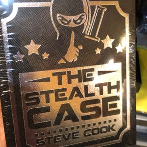 THE STEALTH CASE - Steve Cook