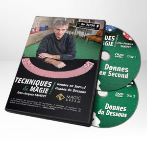 Donnes en Second - Donnes du Dessous - set 2 DVD