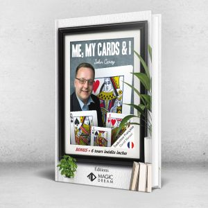 ME, MY CARDS AND I - John CAREY - Livre