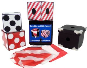 tour de magie tora dice and silk